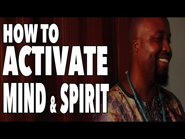 Understanding Spirit | Mind Activation | Everyones Place with Chief Yuya