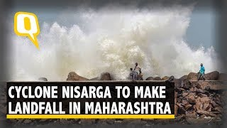 After #Amphan, India Braces for #CycloneNisarga; To Make Landfall in Maharashtra | The Quint