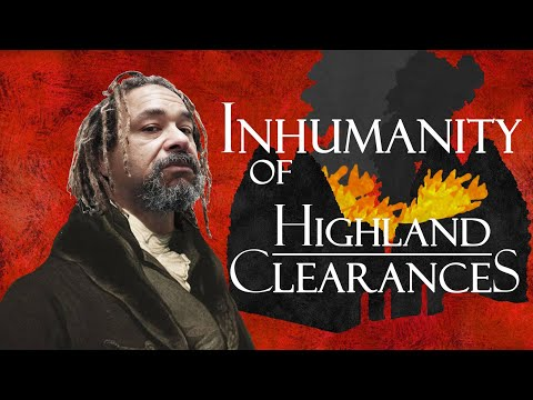 Highland Stories: Clearances and The Duke of Sutherland