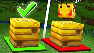 Choose the WRONG BEEHIVE and DIE | 1.15 BUZZY BEES