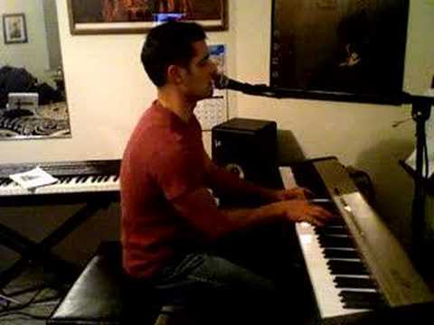 3 Libras A Perfect Circle  pianovocal