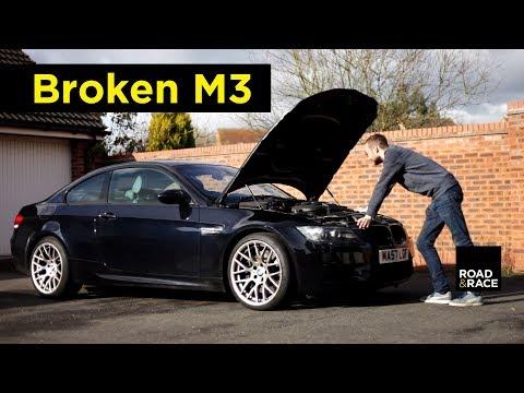 My BMW M3 is broken.  How I saved big money fixing it myself | Road & Race S04E15