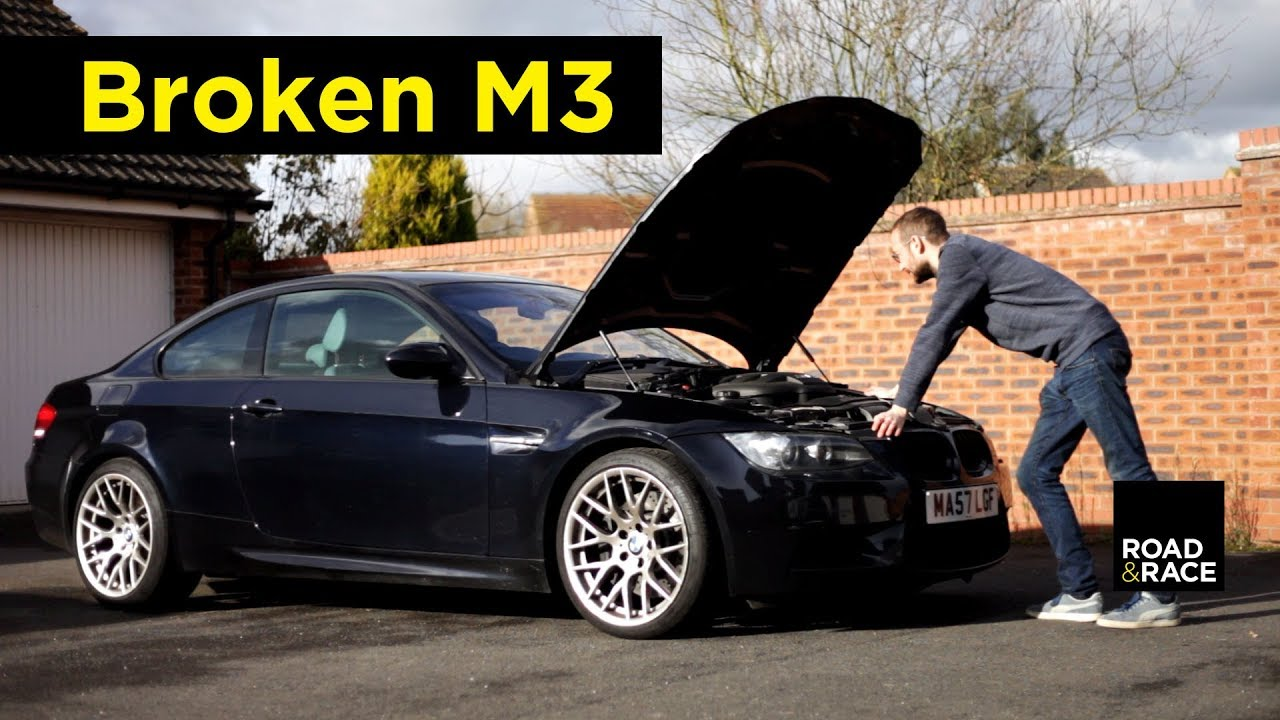 My Bmw M3 Is Broken How I Saved Money Fixing It Myself Road Race S04e15