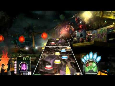 Guitar Hero Custom - Colorado Bulldog
