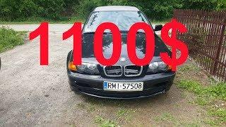Авто з Європи 1100$ BMW 3 E46 2000р