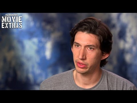 Midnight Special - Adam Driver 'Sevier' Behind the Scenes Interview (2016)