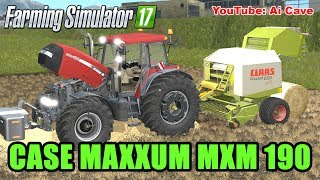 "[""Farming Simulator 17"", ""Farming Simulator 17 Mods"", ""CASE MAXXUM MXM 190"", ""CLAAS ROLLANT 250 ROTOCUT"", ""Ai Cave"", ""FARMING SIMULATOR 2017"", ""FARMING SIMULATOR 2017 Mods"", ""FARMING SIMULATOR 17 tractors"", ""Farming Simulator 17 balers"", ""Farming Simulato"