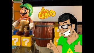 Mario Fusion El chavo del 8 (CUSTOM!) World of nintendo toys Super mario custom toys chesperito