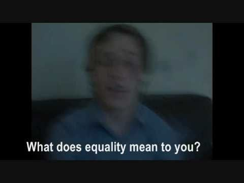 Equality Matters - Harry MYP's Thoughts on Equality