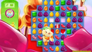 Candy Crush Jelly Saga Level 1634 (No boosters)
