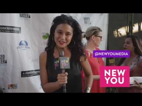 Emmanuelle Chriqui explains why now is a good time to get active ...