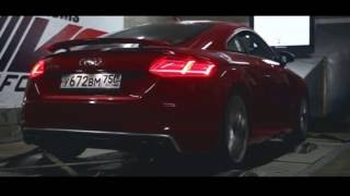 видео New Audi TT Clubsport Turbo фото, характеристики, Ауди