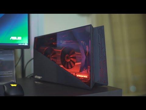 External GPU Enclosures as Fast As Possible