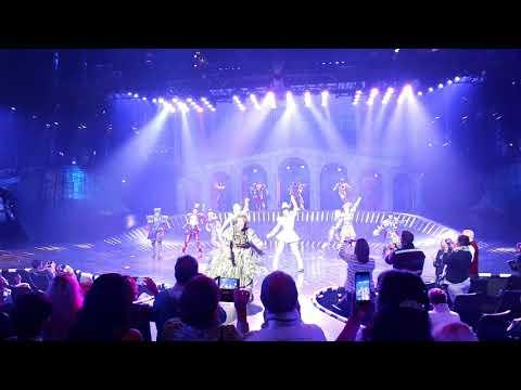 Starlight Express Finale mit Mama 2018