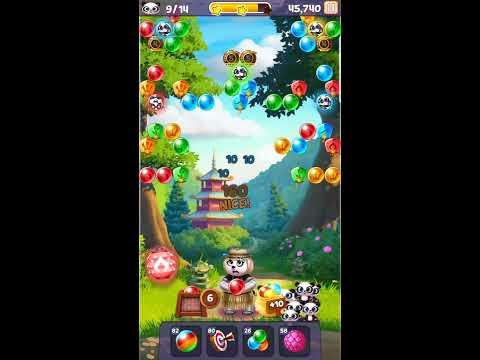 Panda Pop Level 1649