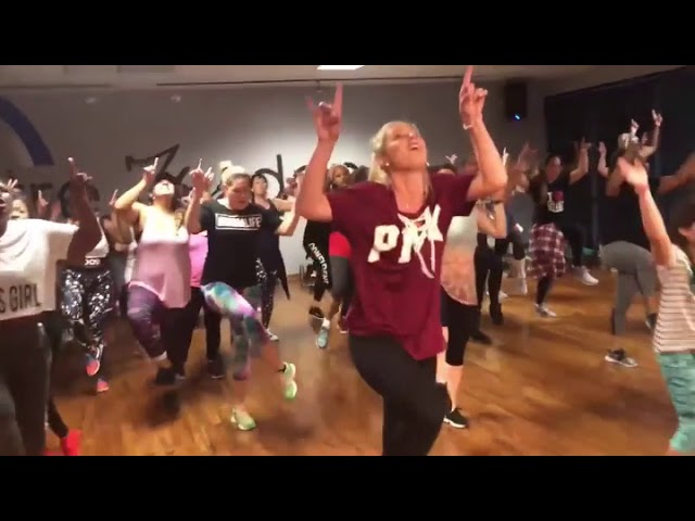 Moms with Moves with Criscilla Anderson
