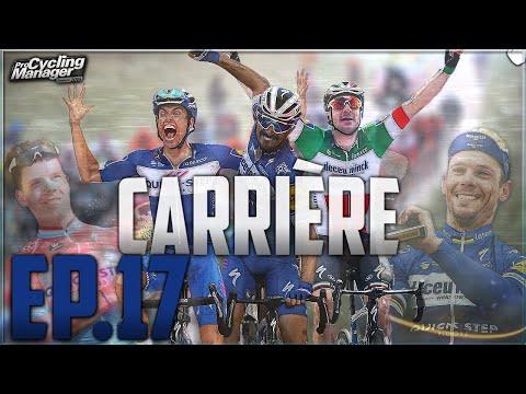 PRO CYCLING MANAGER 2019 | CARRIÈRE QUICK STEP #17 : TOUR DE FRANCE ETAPE 15 A 21