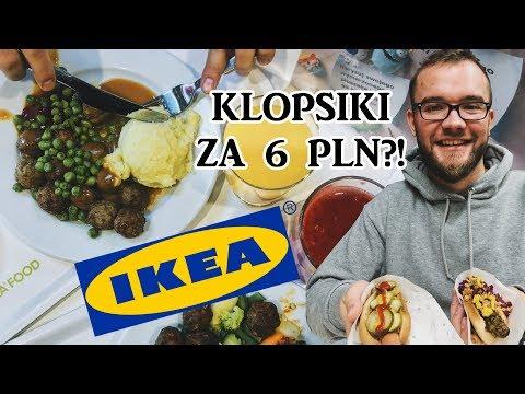 JEDZENIE W IKEA: HIT Czy KIT?! | GASTRO VLOG #194