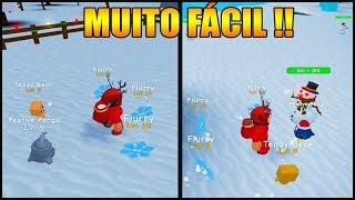 HOW TO GET RICH/STRONG VERY FAST IN THE SNOWMAN SIMULATOR!! ROBLOX