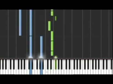 Young and Beautiful Easy Verison  Lana Del Rey Piano Sheet Music Tutorial