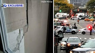 Dozens of apartments evacuated, block shut down after cracks found in UES building