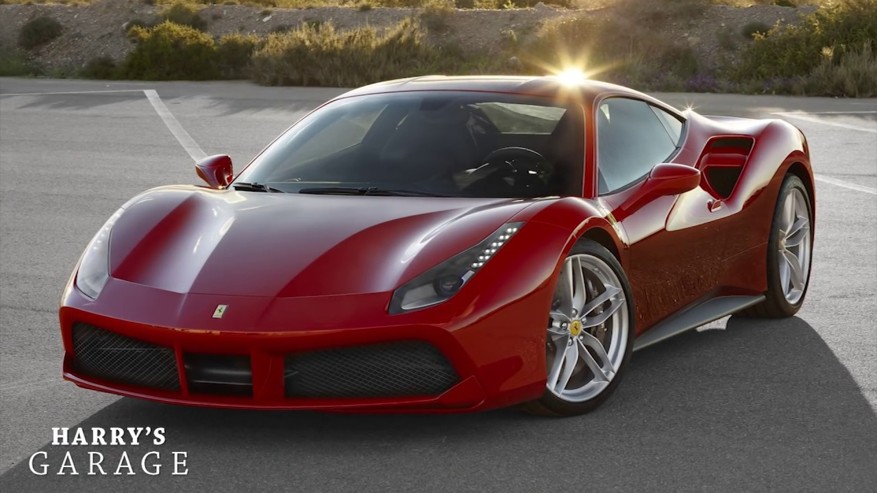 Ferrari 488 GTB drive review