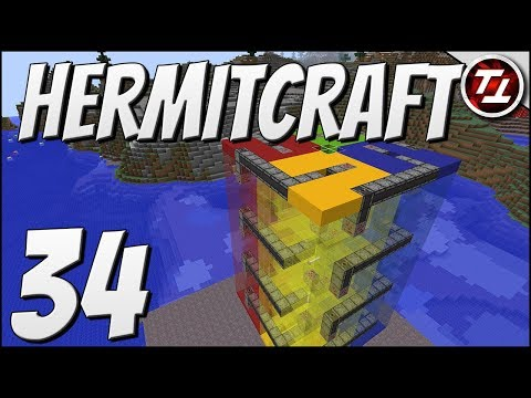 Hermitcraft V: #34 - Chorus Fruit Teleportation Game!