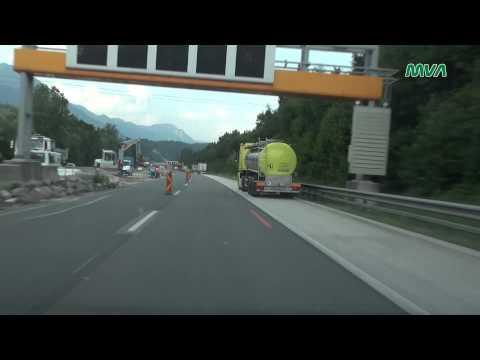 Österreich - Deutschland  A12 A93 A8