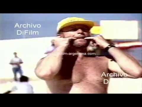 DiFilm - Promo de la telenovela brasileña 74.5 Uma Onda no Ar 1994