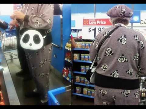 Poorly Dressed People Of Walmart, Shopping at Walmart ( ALL NEW )