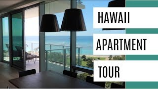 Hawaii Apartment Tour - Honolulu, Oahu