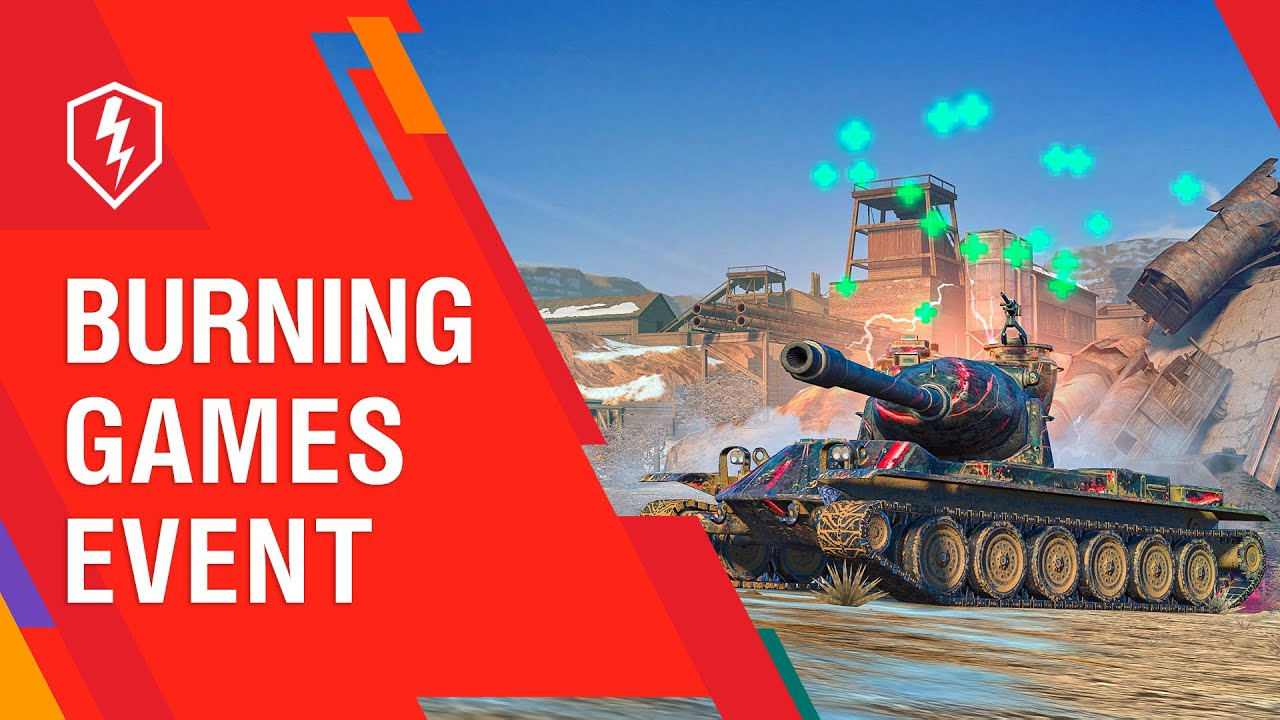 WoT Blitz. Burning Games: How to Play