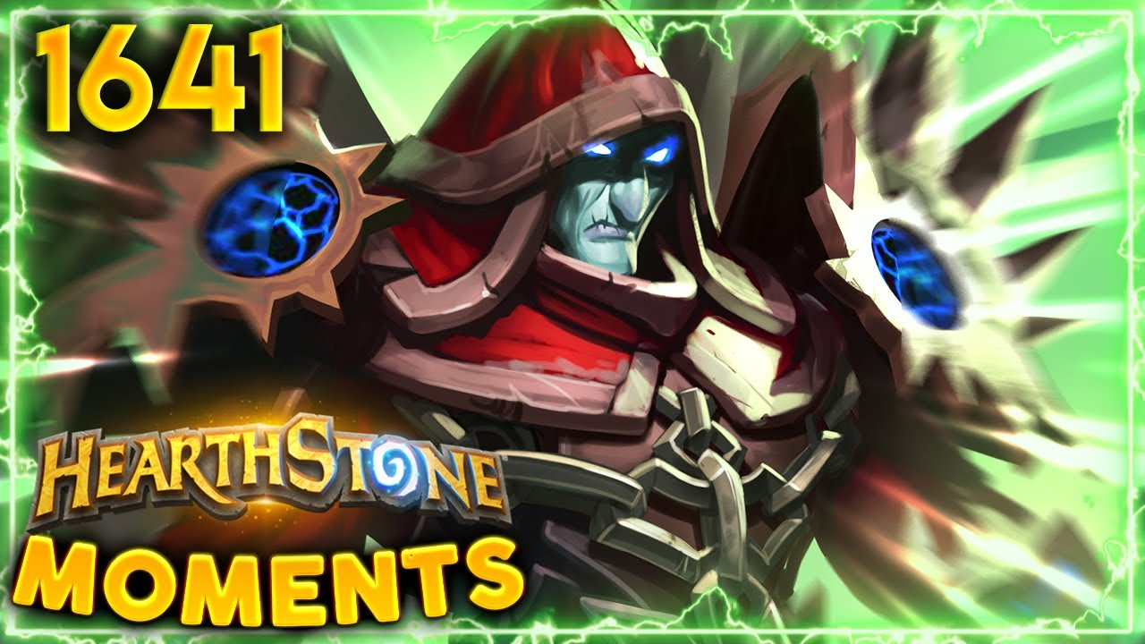 Bad RNG Up Against The BEST RNG   Hearthstone Daily Moments Ep.1641