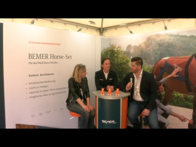 Bemer Talk: Simone Blum Bernhard Bock