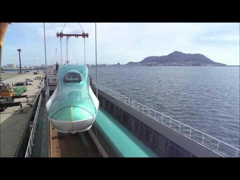 Hokkaido Shinkansen Open on 26 March 2016