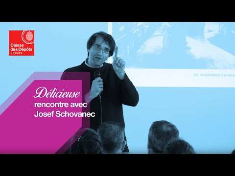 Rencontre avec Josef Schovanec, autiste asperger