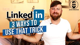 Make $100 Per Day from LINKEDIN® With this 1 Trick