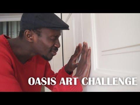 Art Challenge - Oasis Backpacker's Hostel