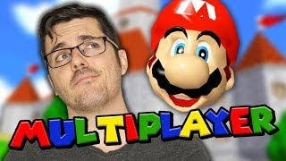 WE BREAK MARIO 64 MULTIPLAYER!!