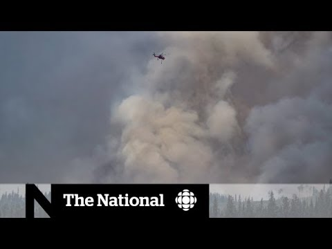 Communities on edge from B.C. wildfires