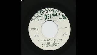 Ricardo Guzman - Vide Pasar A Mi Amor - Del Valle de-873+
