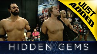 See Dean Ambrose, Seth Rollins, Cesaro and more compete in FCW in rare WWE Hidden Gem (WWE Network)