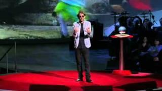 JR's TED 獎項願望: 用藝術顛覆世界 (中英雙字幕) thumbnail
