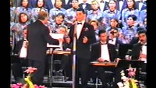 6 Mayis 1999 Yalova Musikİ DerneĞİ Avnİ Anil Konserİ Şef ErdİnÇ Çelİkkol Solİst