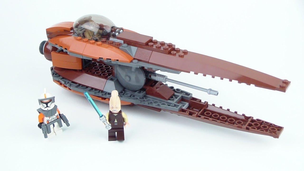 LEGO Star Wars The Clone Wars Geonosian Starfighter Set #7959