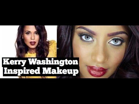 Kerry Washington 'Glamour UK' Magazine Inspired Look