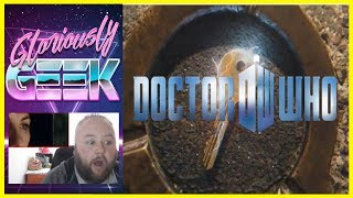 Doctor Who | 13th Doctor Reveal | Reaction