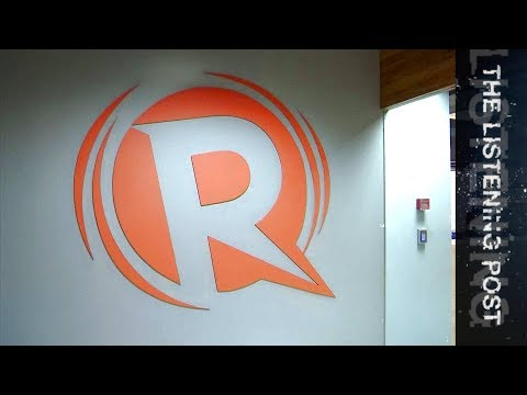 Rappler's SEC case: Taming the Filipino media? - The Listening Post (Lead)