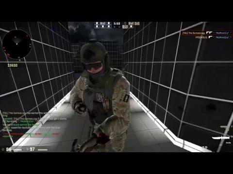Counter Strike Global Offense Gameplay Gun Game :)