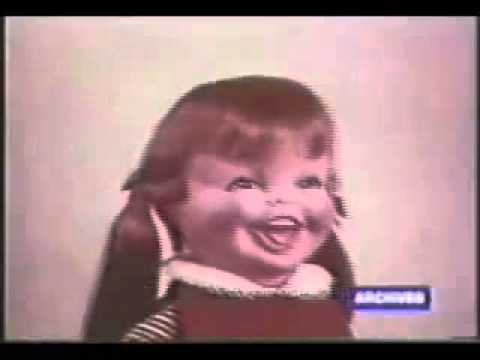 Creepy Smile - Baby Laugh a-lot - Evil Smile - Doll - TV ...